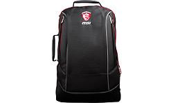"""MSI G34-N1XX009-SI9 17.3"""" Notebook Backpack Black/Red"""