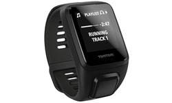 TomTom Spark 3 Cardio + Music + Headphones Black S
