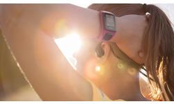 TomTom Runner 3 Dark Pink/Orange S