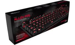 Kingston HyperX Alloy FPS Gaming Cherry MX Brown, Black (DE)