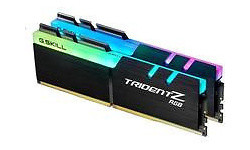 G.Skill Trident Z RGB LED 32GB DDR4-3466 CL16 kit