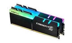 G.Skill Trident Z RGB 32GB DDR4-3333 CL16 kit