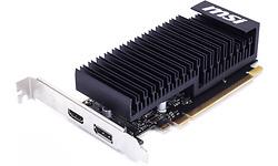 MSI GeForce GT 1030 Passive LP OC 2GB