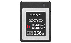 Sony High Speed XQD 256GB