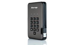 iStorage diskAshur Pro2 128GB Black/Grey