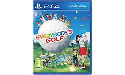 Everybody's Golf (PlayStation 4)