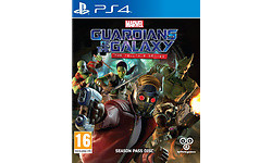 Guardians of the Galaxy, The Telltale Series (PlayStation 4)