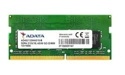 Adata Premier 4GB DDR4-2133 CL15 Sodimm