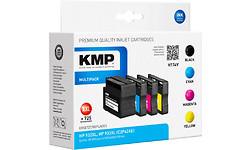 KMP H174V Black + Color