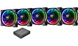 Thermaltake Riing Plus 12 RGB TT Premium Edition 5pk