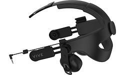 HTC Vive Deluxe Audio Strap Black