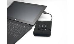 iStorage diskAshur 2 2TB Black