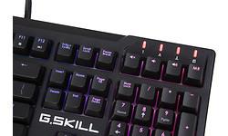 G.Skill Ripjaws KM570 RGB Cherry MX Speed Silver
