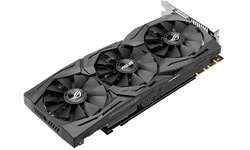 Asus GeForce GTX 1080 Strix Advanced 8GB (11Gbps)