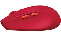 Logitech M590 Multi-Device Silent Red