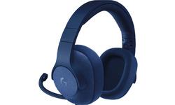 Logitech G433 Gaming Blue