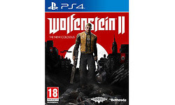 Wolfenstein II: The New Colossus (PlayStation 4)
