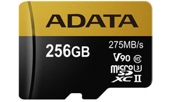 Adata Premier One V90 MicroSDXC UHS-II 256GB + Adapter
