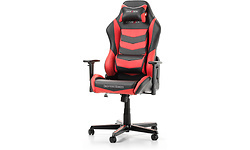 DXRacer Drifting Gaming Chair Black/Red (GC-D166-NR-M3)