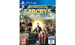 Far Cry 5, Gold Edition (PlayStation 4)