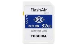 Toshiba FlashAir SDHC UHS-I U3 32GB WiFi