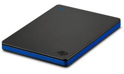 Seagate Game Drive 2TB Black/Blue