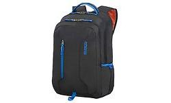 "American Tourister Urban Groove UG4 Backpack 15.6"" Black/Blue"