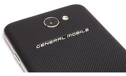 General Mobile GM6 Black