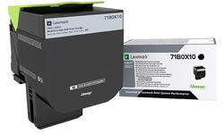 Lexmark 71B0X10 Black