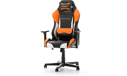 DXRacer Drifting Gaming Chair Black/White/Orange