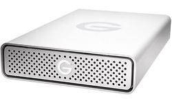 G-Technology G-Drive USB-C 4TB Silver
