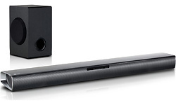 LG SJ2 2.1 Sound Bar Black