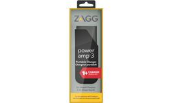 Zagg Power Amp 3 3000 Black