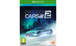 Project Cars 2, Limited Edition (Xbox One)