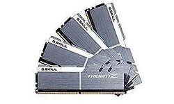 G.Skill Trident Z White/ Silver 32GB DDR4-3600 CL16 kit
