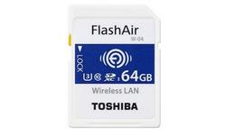 Toshiba FlashAir SDHC Class 10 64GB