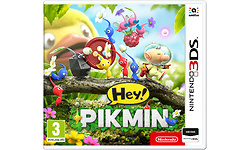 Hey Pikmin (Nintendo 3DS)