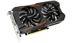 Gigabyte GeForce GTX 1050 Ti WindForce 4GB