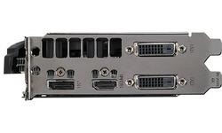 Asus GeForce GTX 1050 Ti DirectCu II OC 4GB
