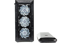 Cooler Master MasterBox Lite 5 RGB Window Black