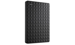 Seagate Expansion Portable Plus 4TB Black