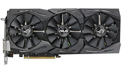 Asus GeForce GTX 1080 Strix 8GB (11Gbps)