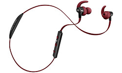 Fresh 'n Rebel Lace Wireless Sport Earbuds Ruby