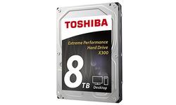 Toshiba X300 8TB (HDWF180EZSTA)