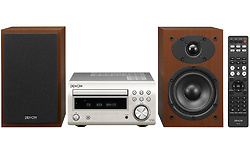 Denon D-M41 Silver/Brown