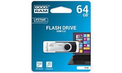 Goodram Twister USB 64GB Black/Silver