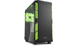 Sharkoon AI7000 Glass Green