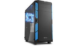 Sharkoon AI7000 Glass Blue