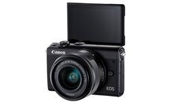 Canon Eos M100 15-45 kit Black