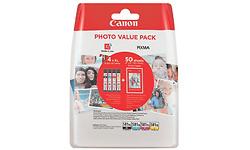 Canon CLI-581CMYK XL Black + Color